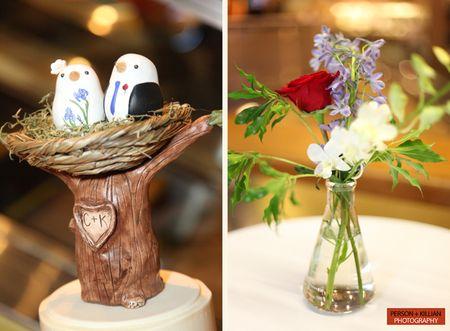 Boston wedding decor and themes