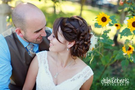 Country farm wedding 028